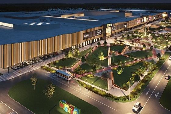 Торговый центр обновится через два года
