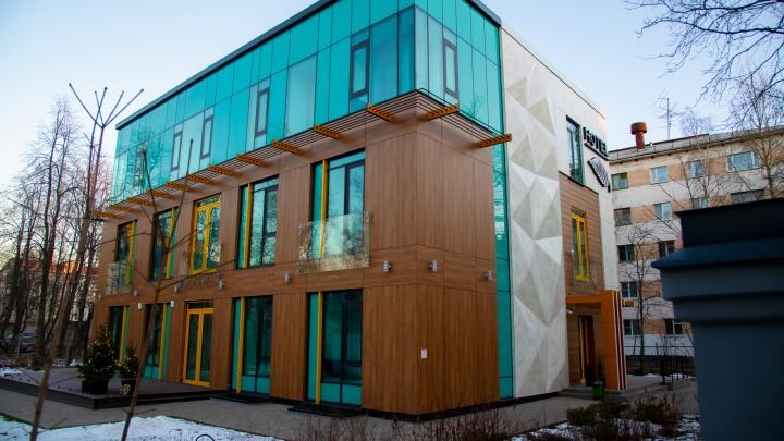 «Фасадные системы» заявили, что готовы облицовывать по 100000 квадратных метров в год