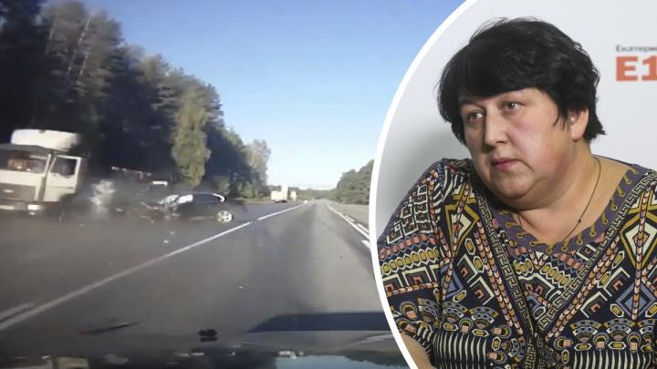 Свердловчанке дали срок за аварию с машиной, гнавшей по встречке: детали запутанного уголовного дела