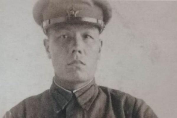 Останки Андрея Григорьева нашли спустя 78 лет