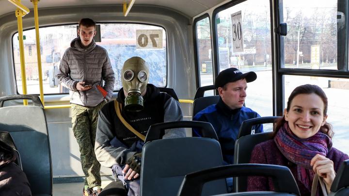 Что это было? Собрали всё, что известно о выбросе газа в Нижнем Новгороде