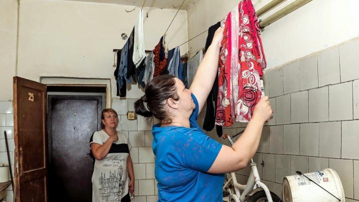 Власти захотели встретиться с жителями барака в Черепичном после публикации на NN.RU