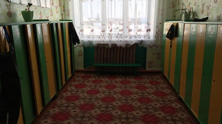В Курганской области детский сад во время ремонта покрылся трещинами