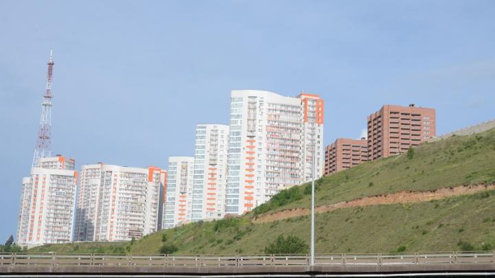Рядом со сползающим склоном в Студгородке сделают лестницу и подпорную стену