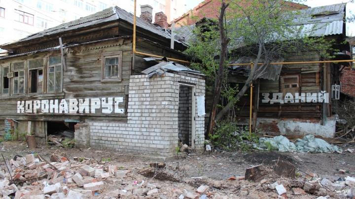 «Не поможет реанимация»: самарский художник сравнил разрушающиеся памятники культуры с пандемией