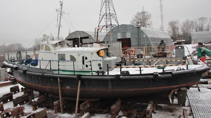 «Беломорская Сплавная Компания» начала подготовку собственного флота к летней навигации