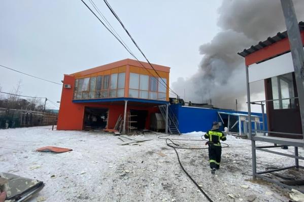Взрыв в газовой котельной случился на Демидовской, 8