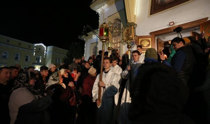 Новосибирские храмы на Пасху закроют для верующих