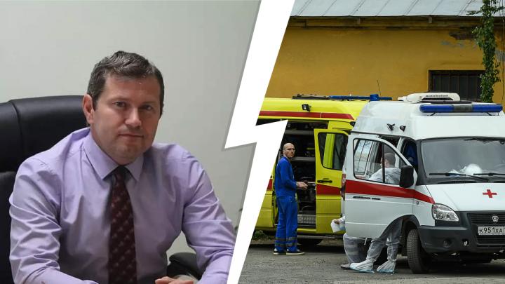 «Хочется вдохнуть, еще не закончив выдох»: заммэра уральского города рассказал о симптомах коронавируса
