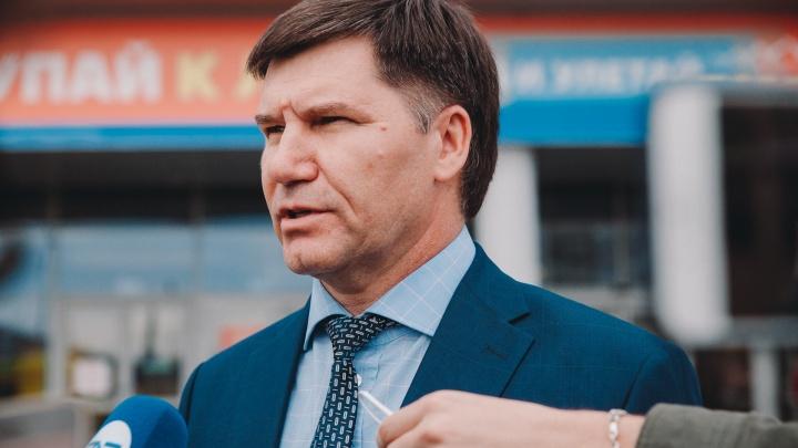 Арестованного экс-начальника тюменской полиции Юрия Алтынова госпитализировали