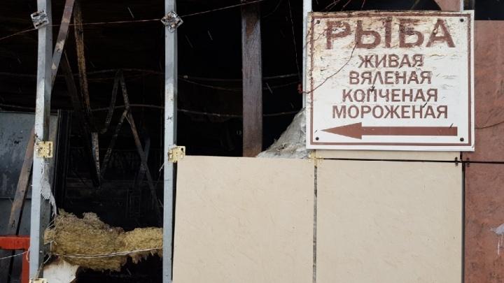 «Праздники пройдут, и про вас могут забыть»: волгоградец рассказал, как получить выплаты за пожар на Титовском рынке