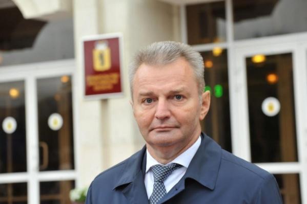 Игорь Каграманян долгое время возглавлял областной департамент здравоохранения