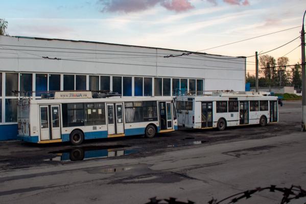Первые троллейбусы из закрытого тверского парка уже приехали в Ярославль