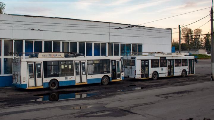 Вместо «гармошек» — бэушки: в Ярославле началась глобальная замена троллейбусного парка