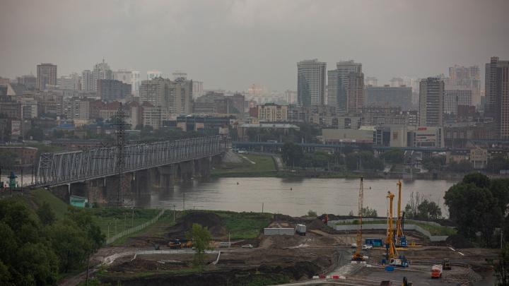 В Новосибирске выдали разрешение на строительство тоннеля рядом с четвёртым мостом
