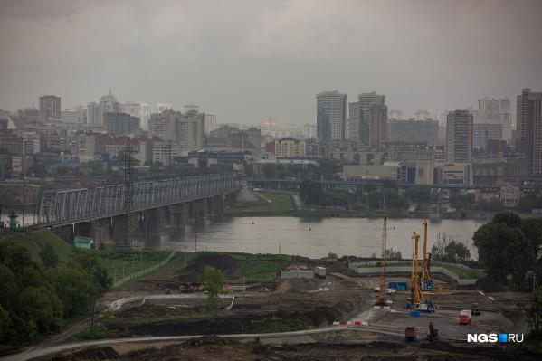 Строительство новой дороги начнётся в ближайшее время