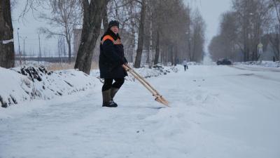В последний день зимы Архангельскую область ожидает сильный снег и гололед