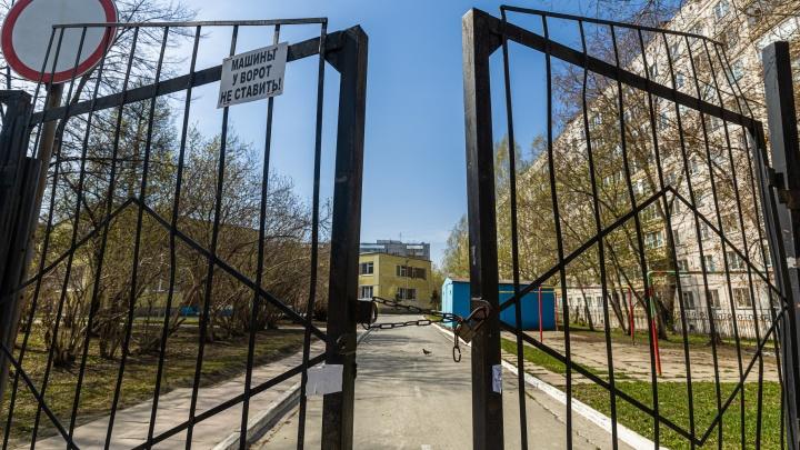 В закрытый из-за коронавируса детсад нагрянула Росгвардия — чтобы выдворить воспитателей