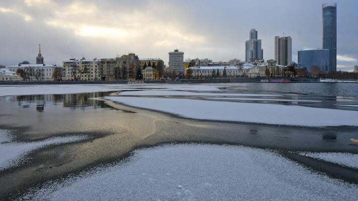 Из огня да в минус: синоптики предупредили свердловчан о резких заморозках