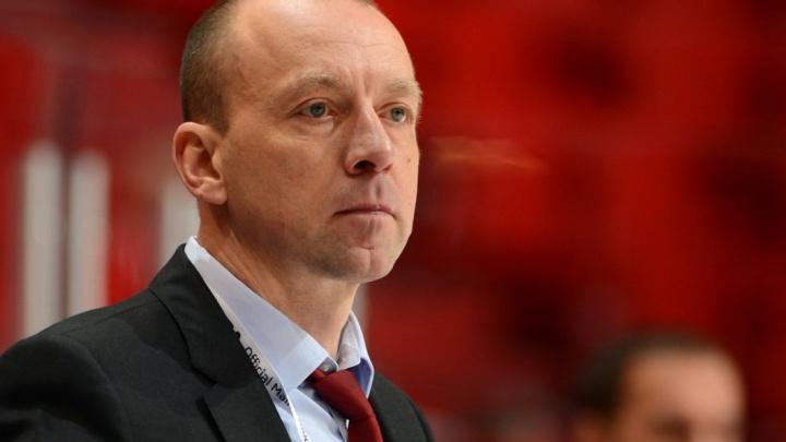 У ярославского «Локомотива» новый главный тренер. Что пообещал Андрей Скабелка нашему хоккею