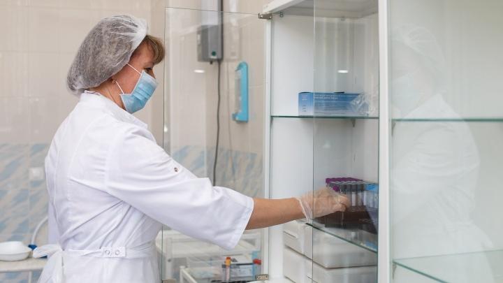 В Волгоградской области 11 000 человек заражены гриппом и ОРВИ