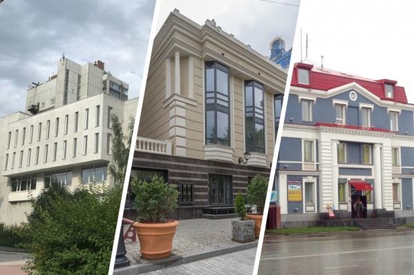 В центре Новосибирска можно купить почти любое административное здание — лишь небольшая часть появляется в открытой продаже