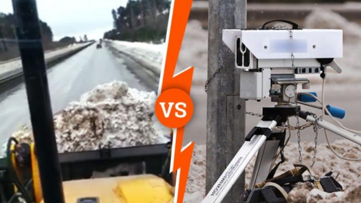 Дорожное видео недели: шокирующий поступок тракториста-мстителя и столкновение автобуса с фурой