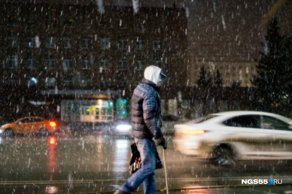Зима неумолимо приближается