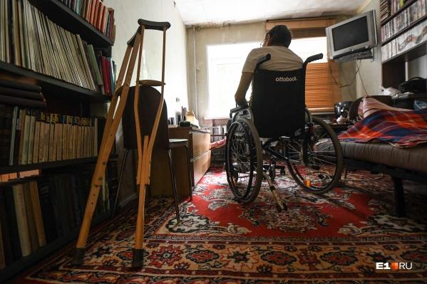 Александр Беляев неожиданно для себя открыл множество книг про инвалидов