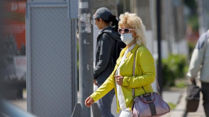 Волгоград переступил тысячный рубеж: 1001 человек заразился коронавирусом
