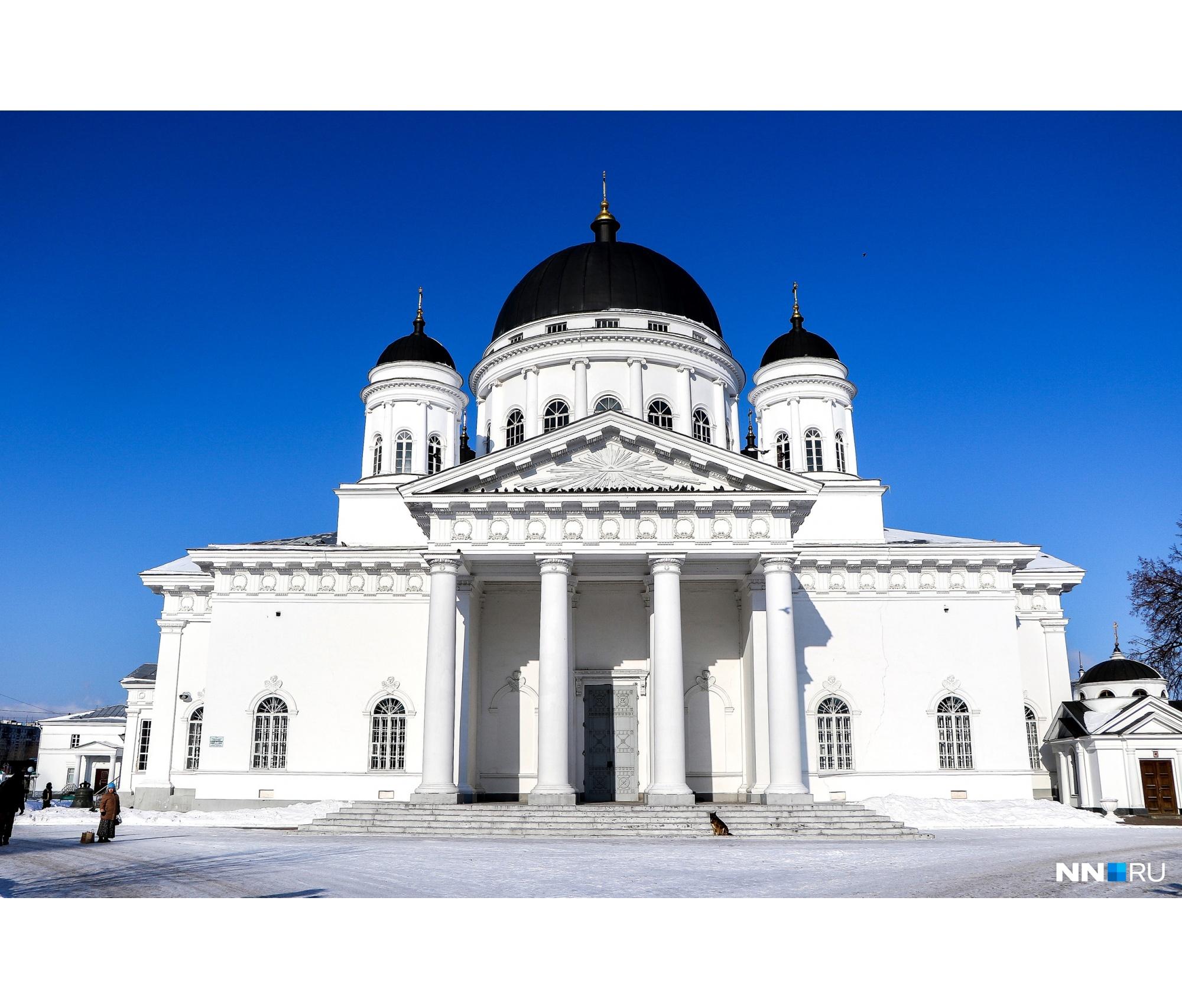 В XX веке в храме располагался склад