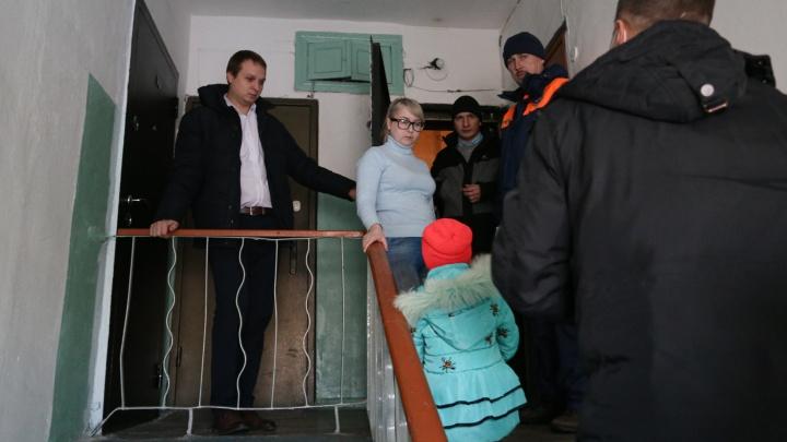 Соцзащита поставит на учет челябинскую семью после пропажи пятилетней девочки