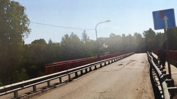 Ночью в Архангельске будет перекрыт мост в посёлок Кемский