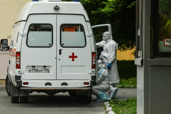 За сутки в регионе на коронавирус проверили 8032 человека