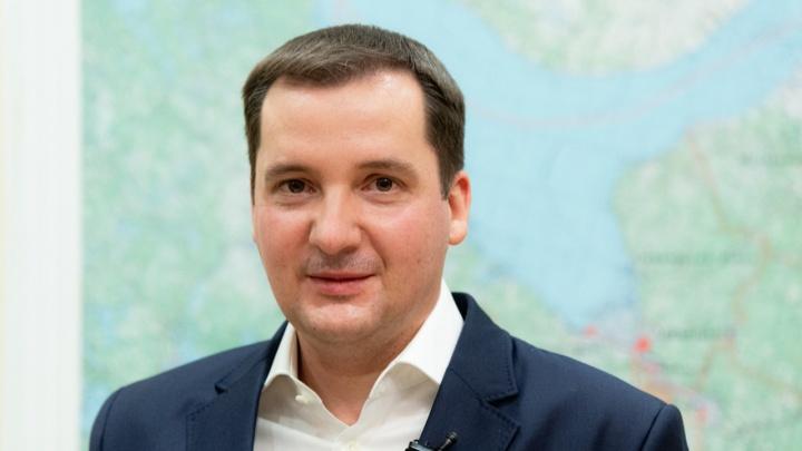 Александр Цыбульский записал поздравление специально для редакции и аудитории сайта 29.RU