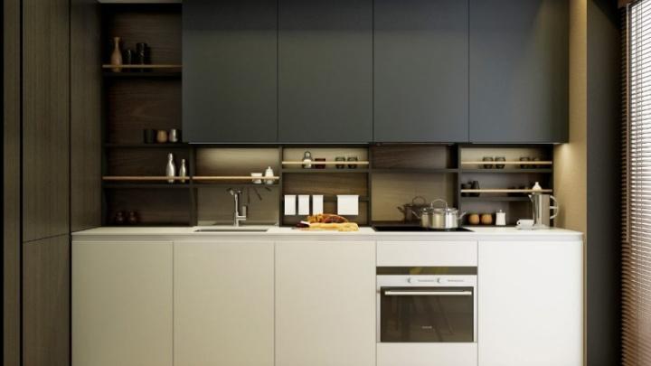Когда важна каждая мелочь: где найти кухню своей мечты даже для нестандартных квартир