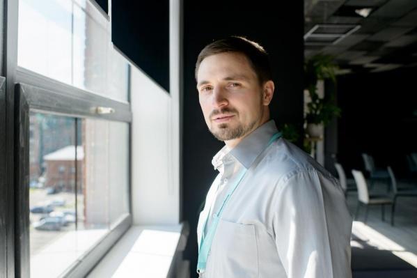 Виталий Петровский,директор по развитию регионов каршеринга «Делимобиль»