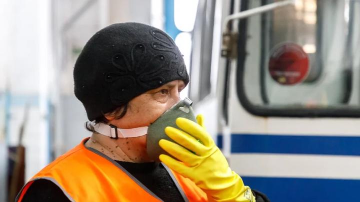 В Толмачёво пассажиры толпятся в очереди к врачу: хроника COVID-19 в Новосибирске