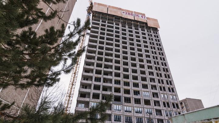 Жители Ботаники повторно проиграли суд против строительства 26-этажки у них во дворе