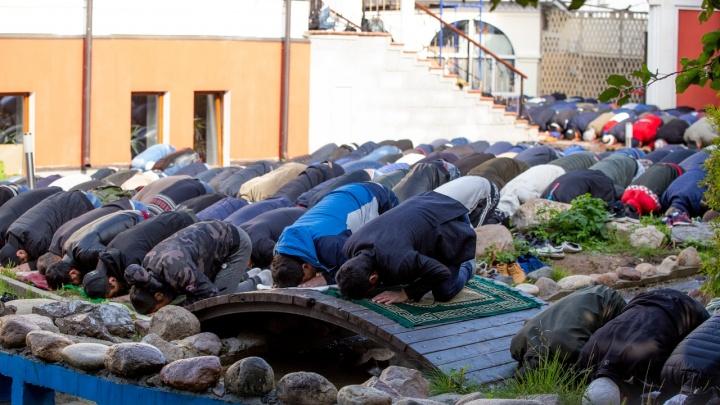 В Ярославской области из-за коронавируса отменили празднование Ураза-байрам в мечети