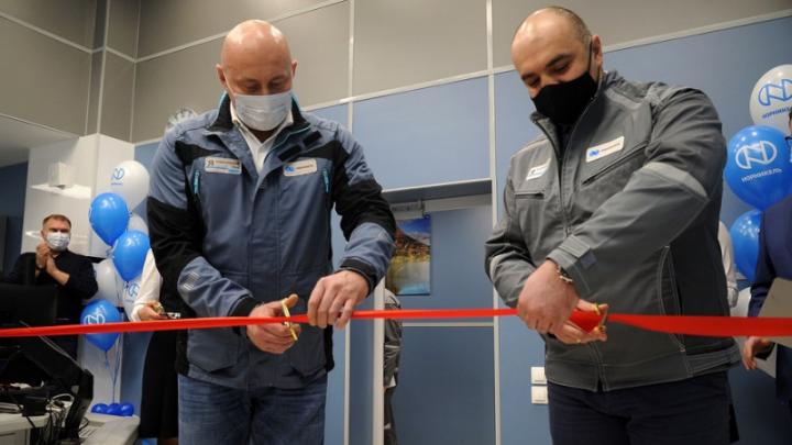 На руднике «Таймырский» открылся операционный центр планирования и контроля горных работ