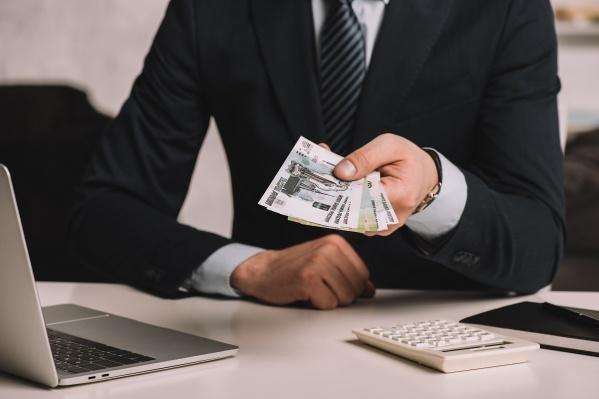 Чтобы получить крупную сумму, важно иметь хороший показатель долговой нагрузки