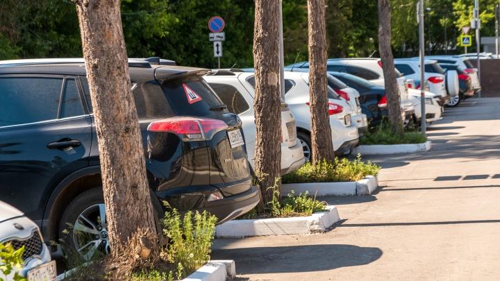 Берегись дворника: губдума утвердила новые штрафы для водителей в Самарской области