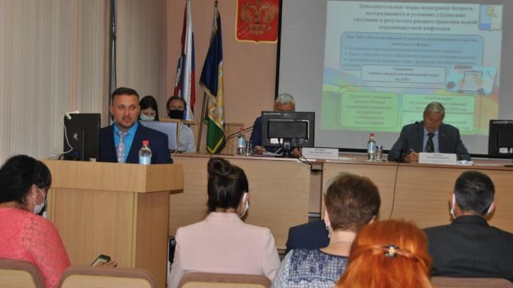 В Омском районе определили подрядчика для установки станции очистки воды в поселке Ачаирский