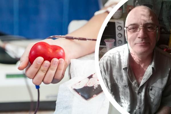 Игорь Колупаев из Вычегодского перенес серьезнейшую операцию — летом московские врачи пересадили ему новое сердце