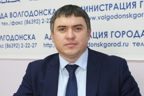 Виталий Иванов вступил в должность 27 октября