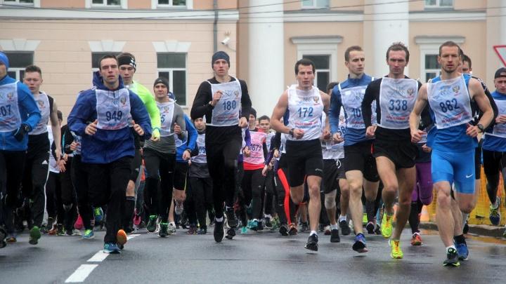 Из-за «Кросса нации» в Архангельске полностью перекроют несколько улиц: список