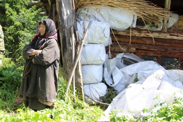 Агафья Лыкова — единственная живая представительница отшельников-староверов, о которых стало известно в 1978 году