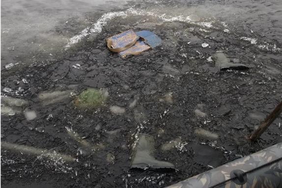 На озере Лача в Архангельской области погибли два рыбака. Они провалились под лед