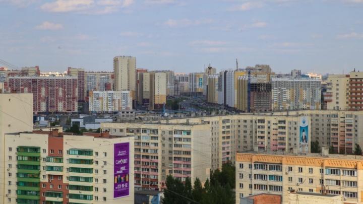 На земле уже некуда? Власти Челябинска планируют разрешить застройщикам сажать деревья на крышах